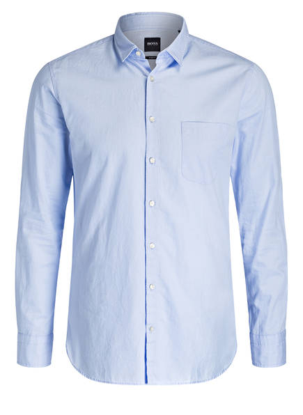 BOSS Hemd MAGNETON Slim Fit , Farbe: HELLBLAU (Bild 1)