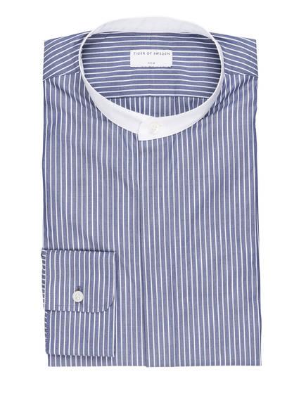 TIGER of Sweden Hemd FORWARD Slim Fit, Farbe: BLAU/ WEISS GESTREIFT (Bild 1)