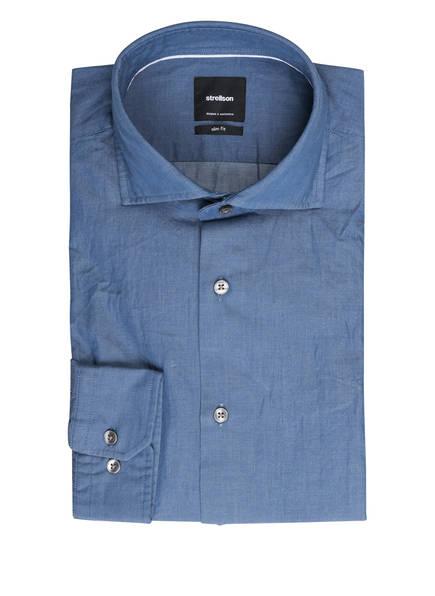 strellson Hemd SERENO Slim Fit, Farbe: PETROL (Bild 1)