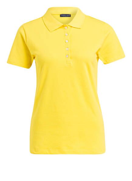 DARLING HARBOUR Piqué-Poloshirt , Farbe: GELB (Bild 1)