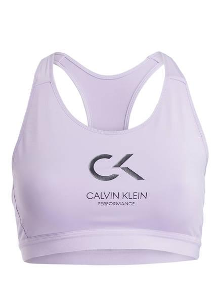 Calvin Klein Performance Sport-BH, Farbe: FLIEDER (Bild 1)