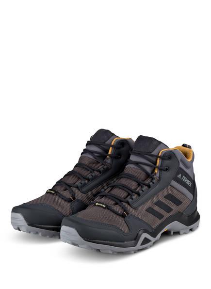 adidas Outdoor-Schuhe TERREX AX3 MID GTX, Farbe: GRAU/ DUNKELGRAU (Bild 1)