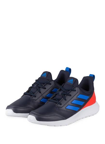 adidas Laufschuhe ALTARUN, Farbe: DUNKELBLAU/ BLAU/ ORANGE (Bild 1)