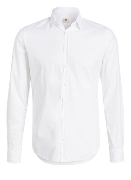 Q1 Manufaktur Hemd STEVE Slim Fit, Farbe: WEISS (Bild 1)