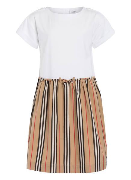BURBERRY Kleid , Farbe: WEISS/ BEIGE (Bild 1)