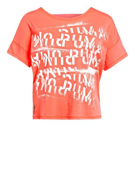 PUMA T-Shirt HIT FEEL IT , Farbe: PINK (Bild 1)