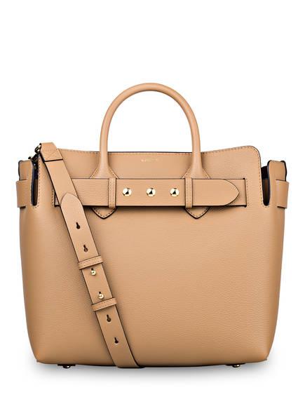 BURBERRY Handtasche THE BELT MEDIUM, Farbe: LIGHT CAMEL (Bild 1)