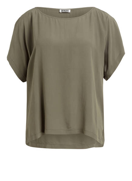 DRYKORN Blusenshirt SOMIA, Farbe: OLIV (Bild 1)