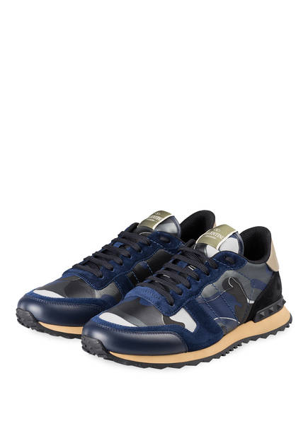VALENTINO GARAVANI Sneaker ROCKRUNNER, Farbe: BLAU/ GRAU (Bild 1)