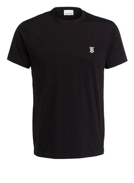 BURBERRY T-Shirt PARKER, Farbe: SCHWARZ (Bild 1)