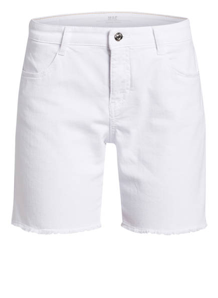 MAC Jeans-Shorts SHORTY , Farbe: WEISS (Bild 1)