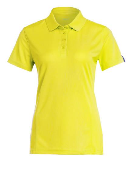 me°ru' Poloshirt WEMBLEY, Farbe: HELLGRÜN (Bild 1)