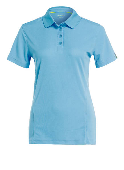 me°ru' Poloshirt WEMBLEY, Farbe: HELLBLAU (Bild 1)