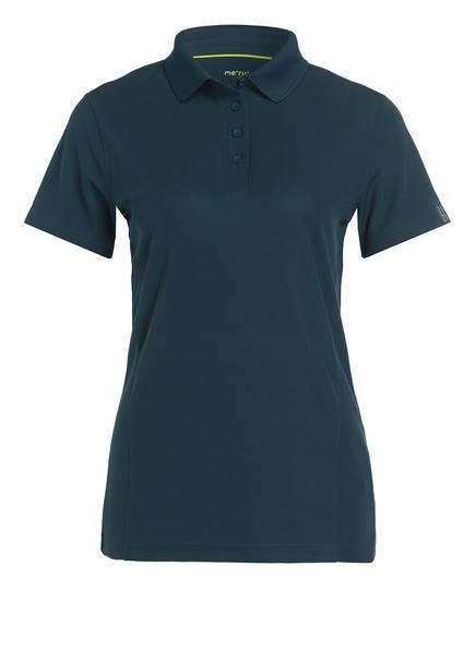 me°ru' Poloshirt WEMBLEY, Farbe: PETROL (Bild 1)