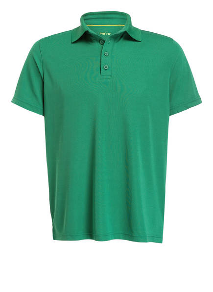 me°ru' Funktions-Poloshirt WEMBLEY, Farbe: GRÜN (Bild 1)