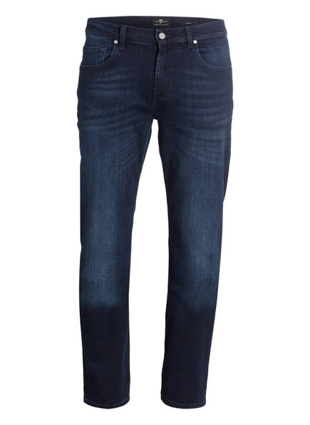 7 for all mankind Jeans SLIMMY Slim Fit, Farbe: DUNKELBLAU (Bild 1)