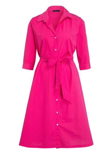 DARLING HARBOUR Hemdblusenkleid , Farbe: PINK (Bild 1)
