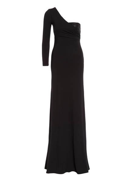 EMPORIO ARMANI One-Shoulder-Kleid, Farbe: SCHWARZ (Bild 1)