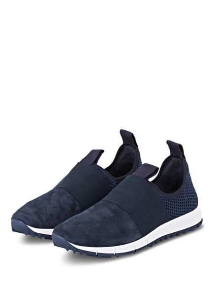 JIMMY CHOO Sneaker OAKLAND, Farbe: DUNKELBLAU (Bild 1)