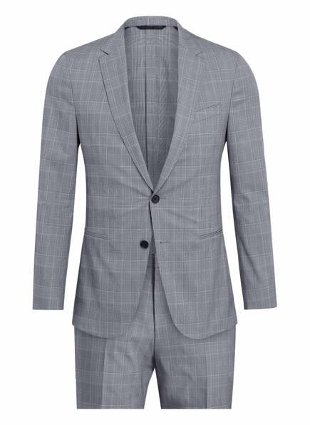 BOSS Anzug NOLIN/PIRKO Slim Fit, Farbe: GRAU/ SCHWARZ KARIERT (Bild 1)