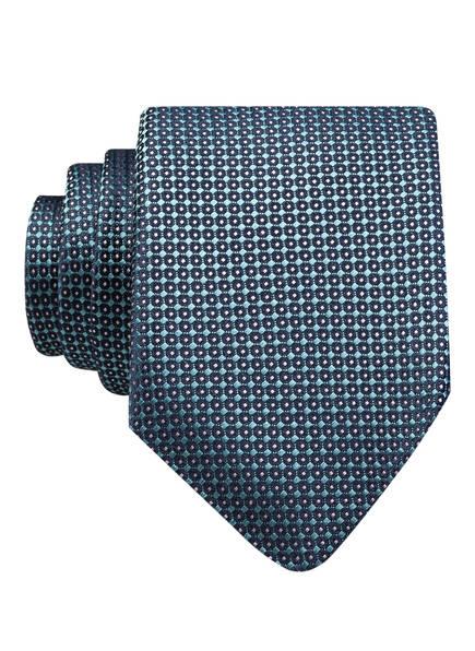 BOSS Krawatte, Farbe: HELLBLAU/ DUNKELBLAU (Bild 1)