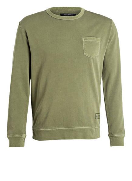 Marc O'Polo Sweatshirt, Farbe: OLIV (Bild 1)