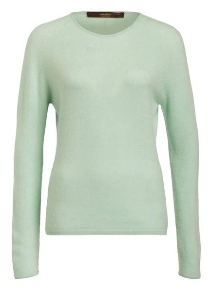 windsor. Cashmere-Pullover , Farbe: MINT (Bild 1)