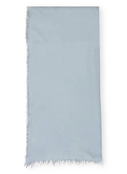 windsor. Schal, Farbe: MINT/ HELLBLAU (Bild 1)