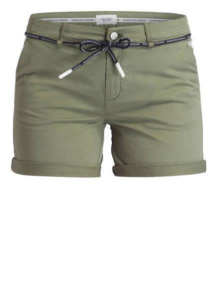 Marc O'Polo DENIM Shorts , Farbe: OLIV (Bild 1)