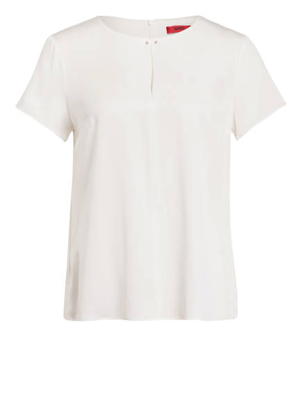 HUGO Blusenshirt CINDIA , Farbe: WEISS (Bild 1)