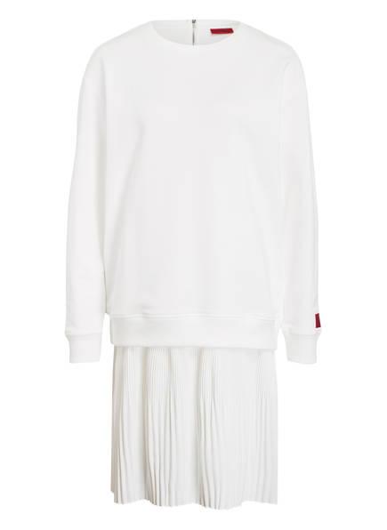 HUGO Kleid NALOTTA, Farbe: WEISS (Bild 1)