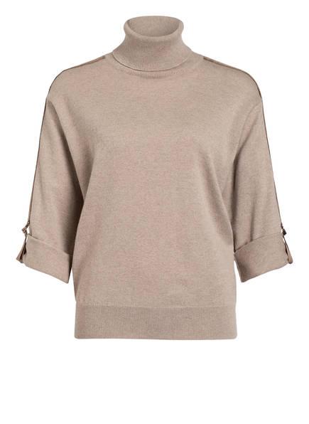 BRUNELLO CUCINELLI Cashmere-Pullover , Farbe: BEIGE (Bild 1)
