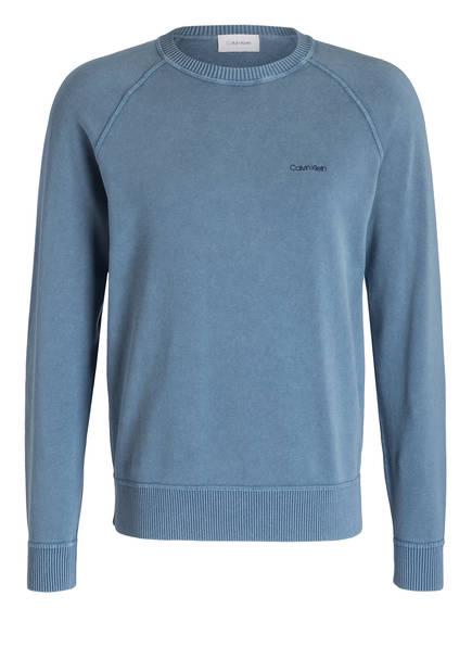 Calvin Klein Sweatshirt, Farbe: HELLBLAU (Bild 1)