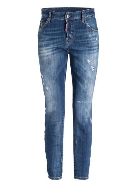 DSQUARED2 7/8-Jeans COOL GIRL, Farbe: BLUE (Bild 1)