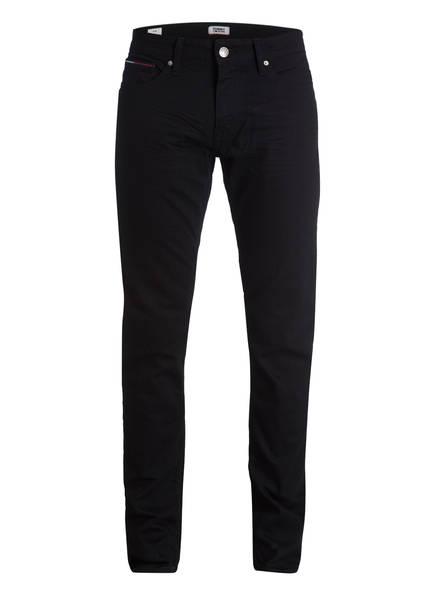 TOMMY JEANS Jeans SCANTON Slim Fit, Farbe: SCHWARZ (Bild 1)