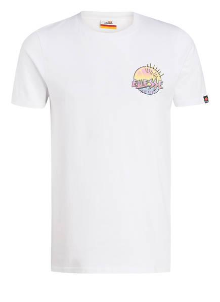 ellesse T-Shirt GREAT WHITE, Farbe: WEISS (Bild 1)