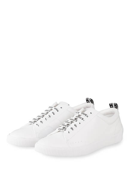 HUGO Sneaker ZERO TENN , Farbe: WEISS (Bild 1)