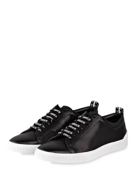 HUGO Sneaker ZERO TENN , Farbe: SCHWARZ (Bild 1)