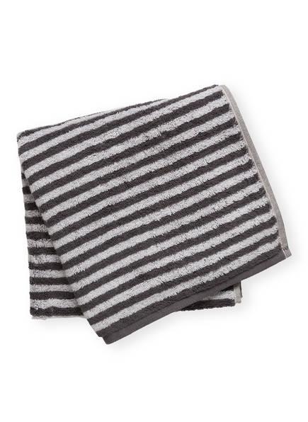 Cawö Handtuch CAMPUS, Farbe: ANTHRAZIT/ GRAU  (Bild 1)