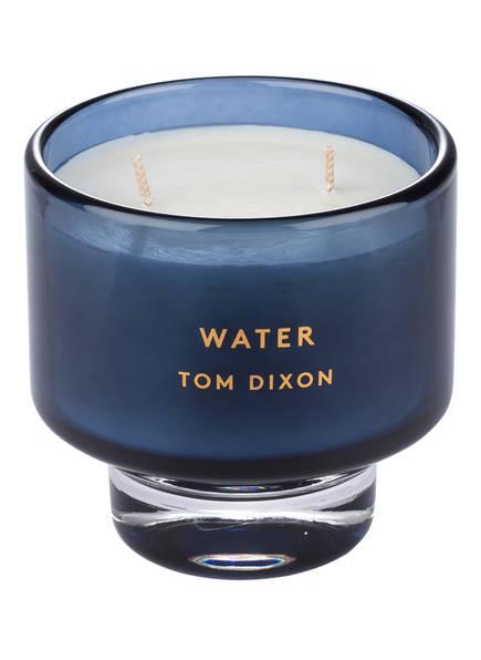 Tom Dixon Duftkerze WATER MEDIUM, Farbe: DUNKELBLAU  (Bild 1)