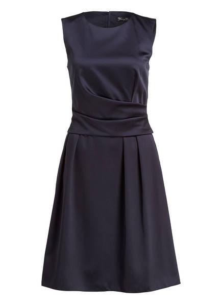 Young Couture by BARBARA SCHWARZER Kleid, Farbe: DUNKELBLAU (Bild 1)