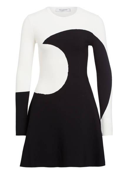 VALENTINO Kleid, Farbe: WEISS/ SCHWARZ (Bild 1)