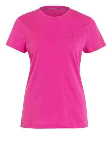TOMMY HILFIGER T-Shirt TESSA, Farbe: ROSA (Bild 1)