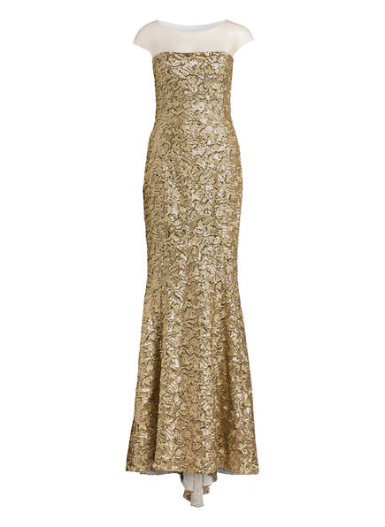 OLVI'S Abendkleid, Farbe: GOLD (Bild 1)