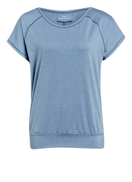 VENICE BEACH T-Shirt SKYFALL, Farbe: HELLBLAU MELIERT (Bild 1)