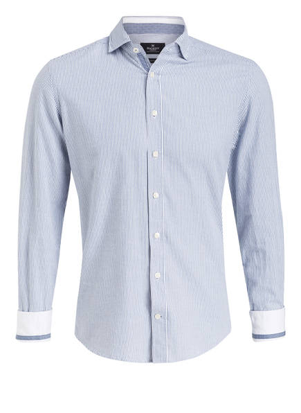 HACKETT LONDON Hemd Slim Fit, Farbe: BLAU/WEISS GESTREIFT (Bild 1)