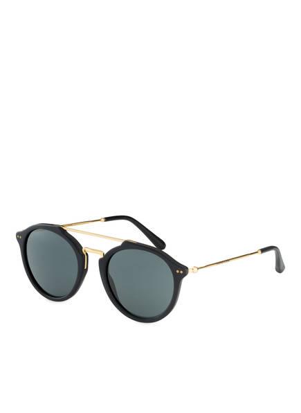 KAPTEN & SON Sonnenbrille FITZROY, Farbe: SCHWARZ/ SCHWARZ (Bild 1)