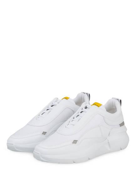 NUBIKK Sneaker ELEVEN BOULDER , Farbe: WEISS (Bild 1)