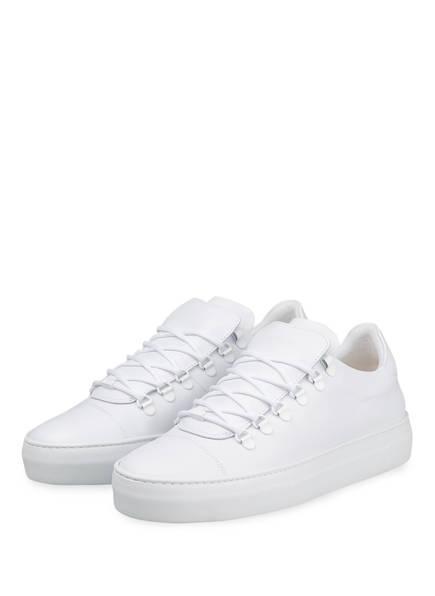 NUBIKK Sneaker JAGGER CLASSIC, Farbe: WEISS (Bild 1)