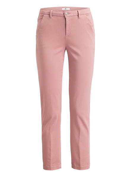 7 for all mankind 7/8-Chino , Farbe: ROSA (Bild 1)